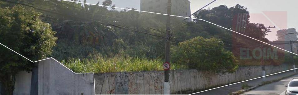 terreno à venda, 3400 m² por r$ 5.100.000 - parque são domingos - são paulo/sp - te0729