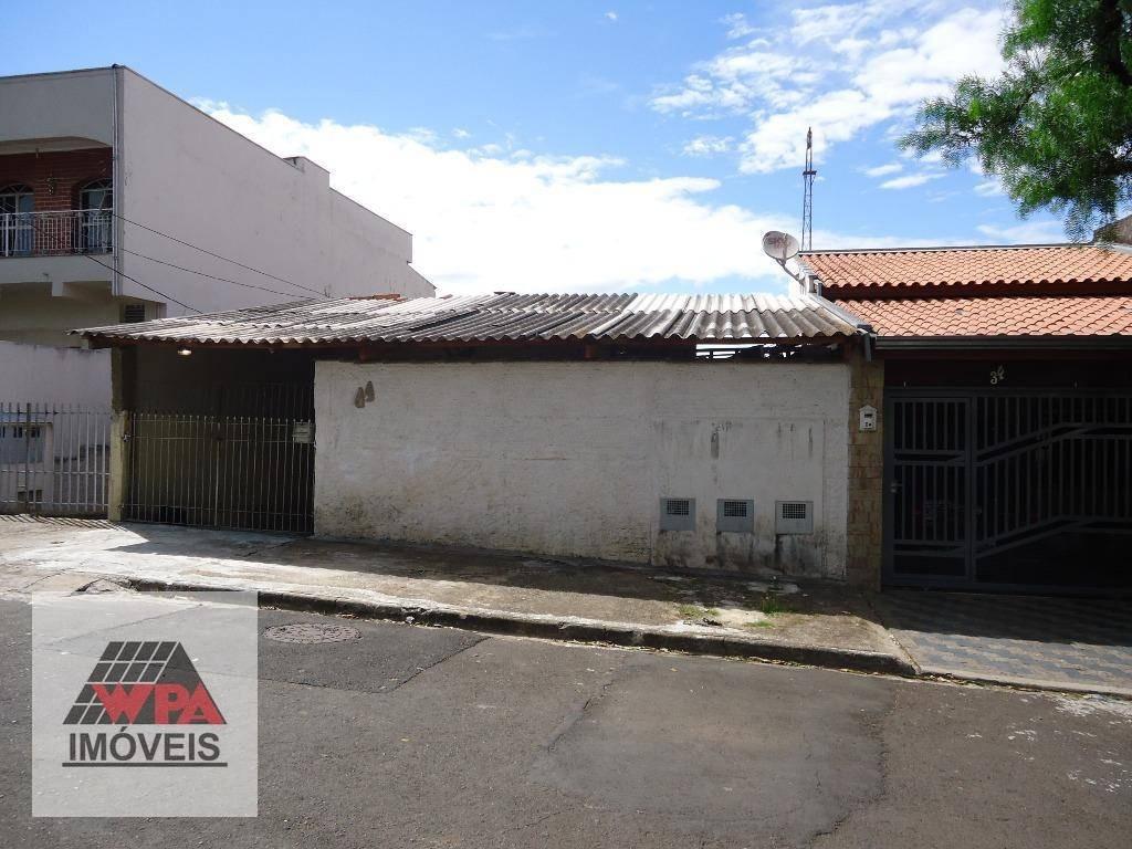 terreno à venda, 342 m² por r$ 230.000,00 - são luiz - americana/sp - te0416
