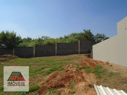 terreno à venda, 353 m² por r$ 180.000,00 - parque nova carioba - americana/sp - te0314