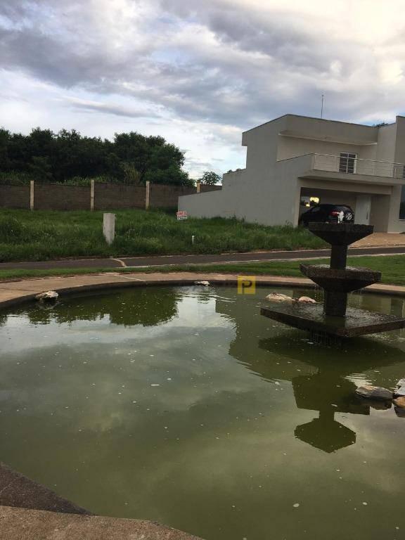 terreno à venda, 354 m² por r$ 210.000 - condomínio villa carioba - americana/sp - te0233