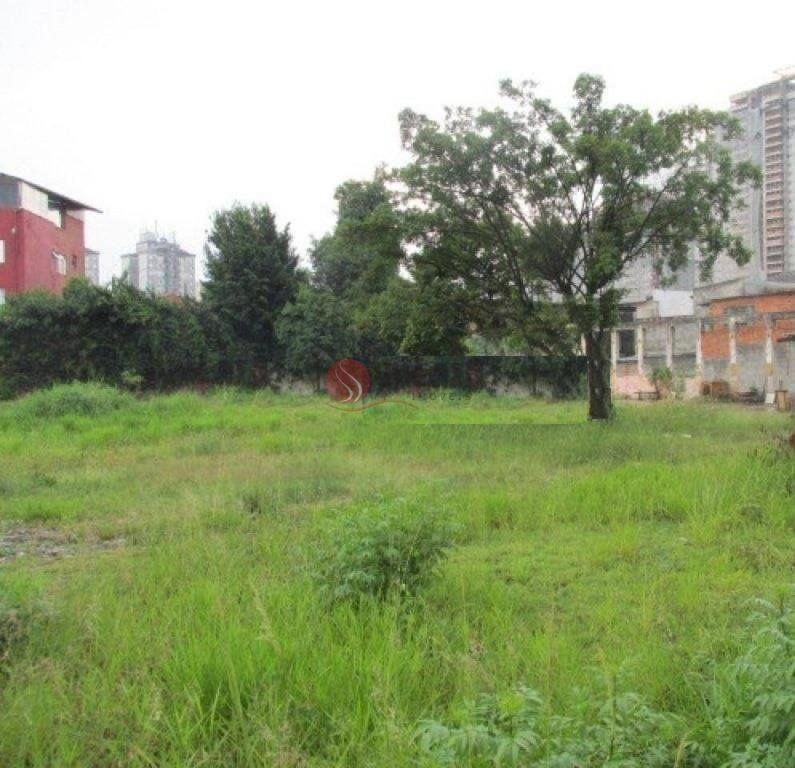 terreno à venda, 3548 m² por r$ 26.000.000,01 - tatuapé - são paulo/sp - af16175