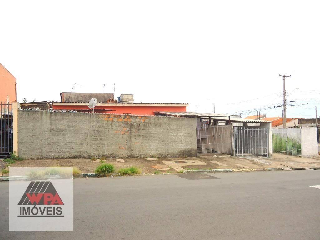 terreno à venda, 357 m² por r$ 250.000,00 - parque gramado - americana/sp - te0420