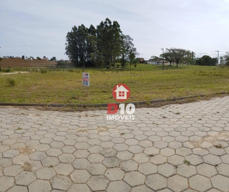 terreno à venda, 360 m² - linha anta - criciúma/sc - te0461