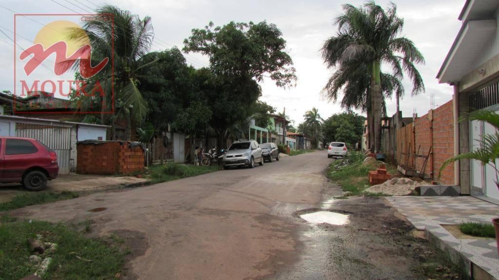 terreno à venda, 360 m² por r$ 0 - jardim marco zero - macapá/ap - te0169