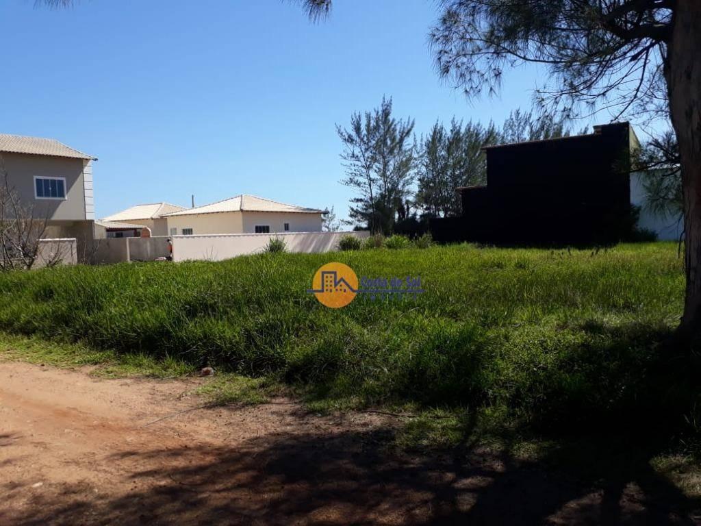 terreno à venda, 360 m² por r$ 100.000,00 - unamar (tamoios) - cabo frio/rj - te0322
