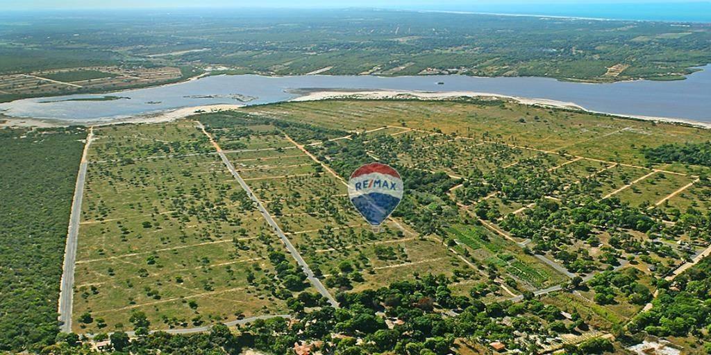 terreno à venda, 360 m² por r$ 105.000,00 - edson queiroz - fortaleza/ce - te0009