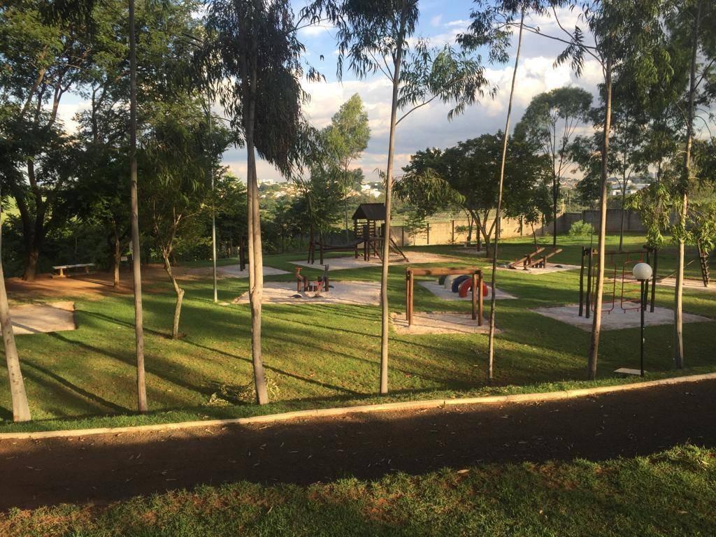 terreno à venda, 360 m² por r$ 230.000,00 - condomínio terras do fontanário - paulínia/sp - te0090