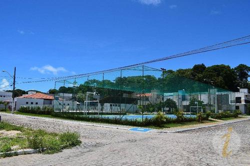 terreno à venda, 360 m² por r$ 290.000 - intermares - cabedelo/pb - te0278