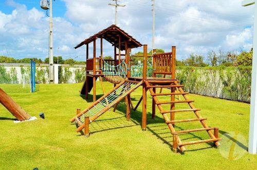 terreno à venda, 360 m² por r$ 390.000 - intermares - cabedelo/pb - te0289