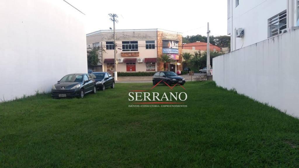 terreno à venda, 360 m² por r$ 530.000,00 - jardim trevisan - vinhedo/sp - te0283