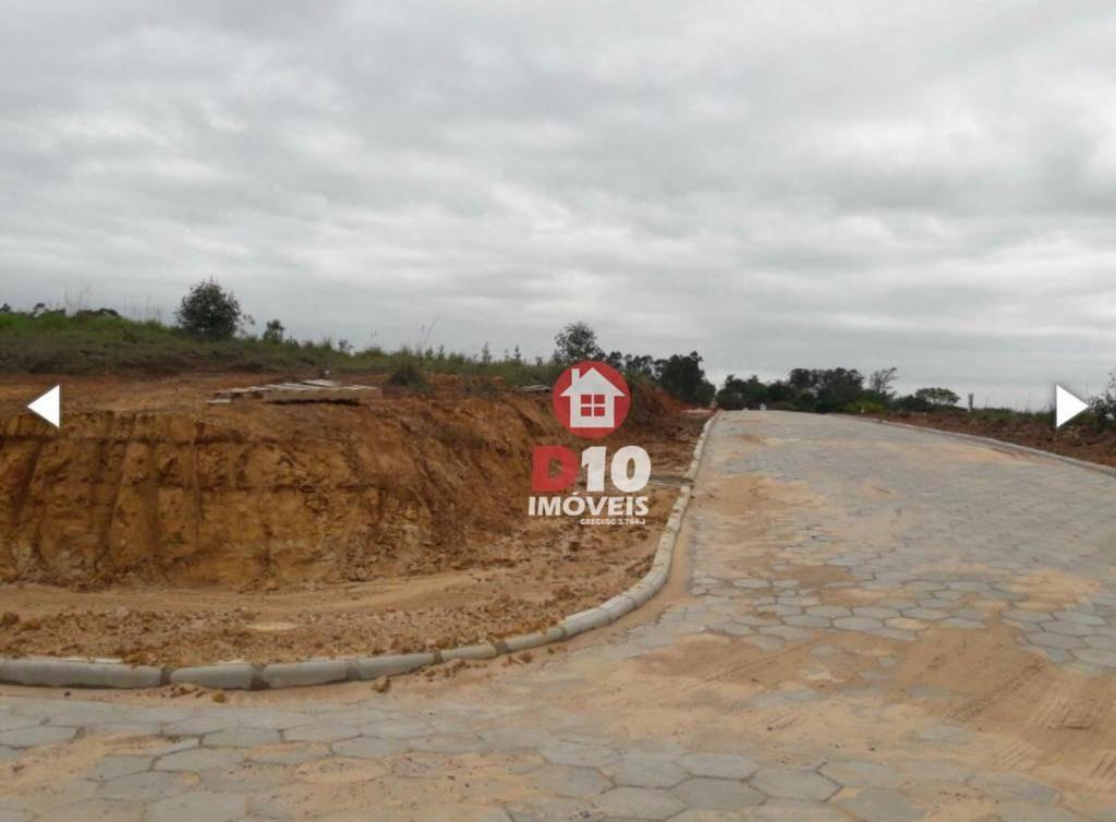terreno à venda, 360 m² por r$ 99.559 - vila floresta - criciúma/sc - te0614