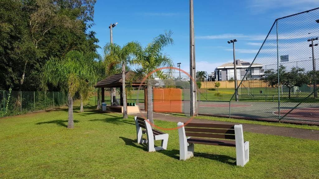 terreno à venda, 364 m² - alphaville - gravataí/rs - te1785