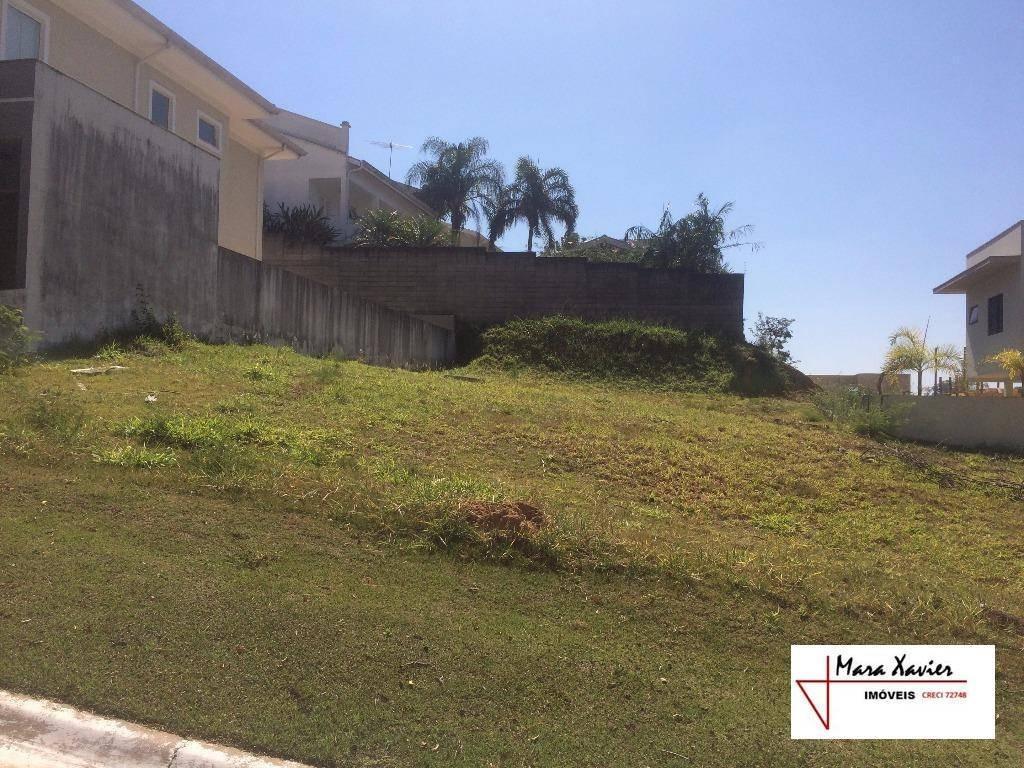 terreno à venda, 368 m² por r$ 290.000,00 - condomínio morada do bosque - vinhedo/sp - te1098