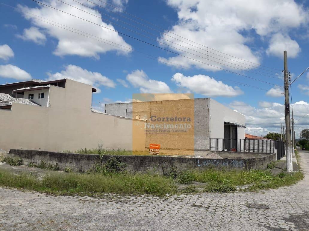 terreno à venda, 374 m² por r$ 255.000,00 - jardim santa maria - jacareí/sp - te0488