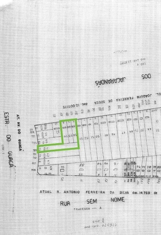 terreno à venda, 375 m² por r$ 798.200 - lauzane paulista - são paulo/sp - te0175