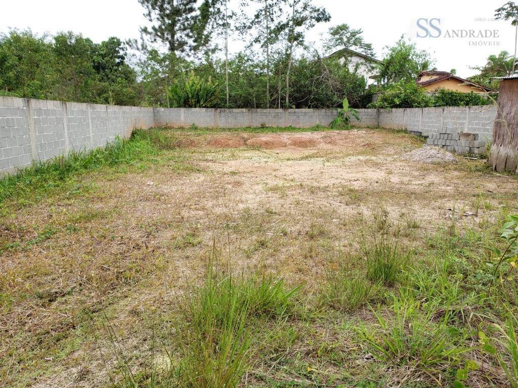 terreno à venda, 377 m² por r$ 120.000 - portal da fazendinha - caraguatatuba/sp - te0230