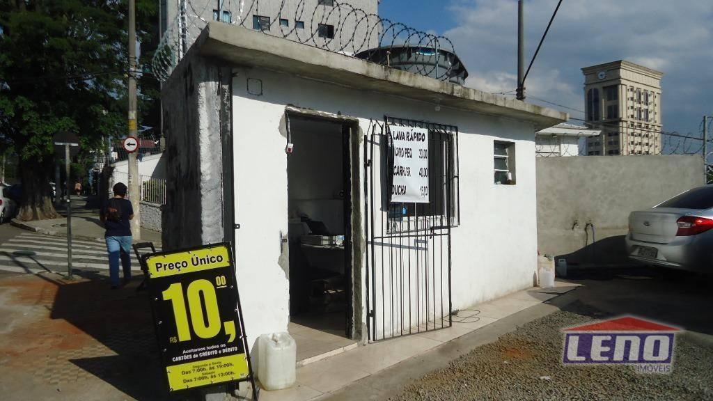 terreno à venda, 379 m² por r$ 980.000,00 - penha de frança - são paulo/sp - te0044