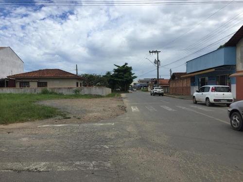 terreno à venda, 380 m² por r$ 280.000 - são cristóvão - barra velha/sc - te0117