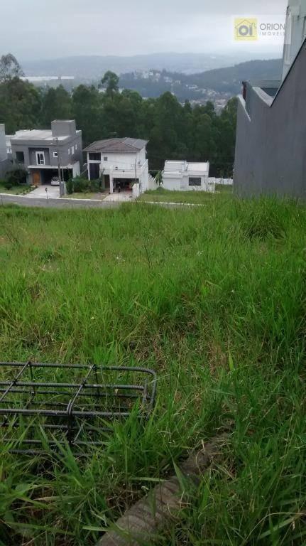 terreno à venda, 384 m² por r$ 250.000 - itaqui - itapevi/sp - te1159