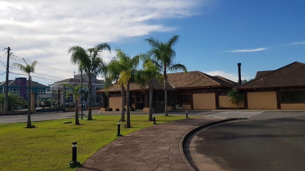 terreno à venda, 385 m² - alphaville - gravataí/rs - te2210