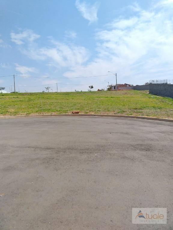 terreno à venda, 389 m² - condomínio engenho velho - nova odessa/sp - te0727