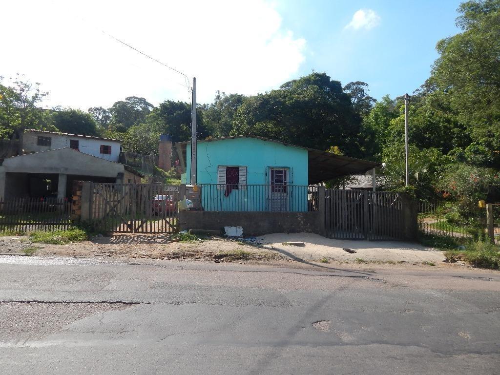 terreno à venda, 395 m² por r$ 450.000,00 - santa isabel - viamão/rs - te0011