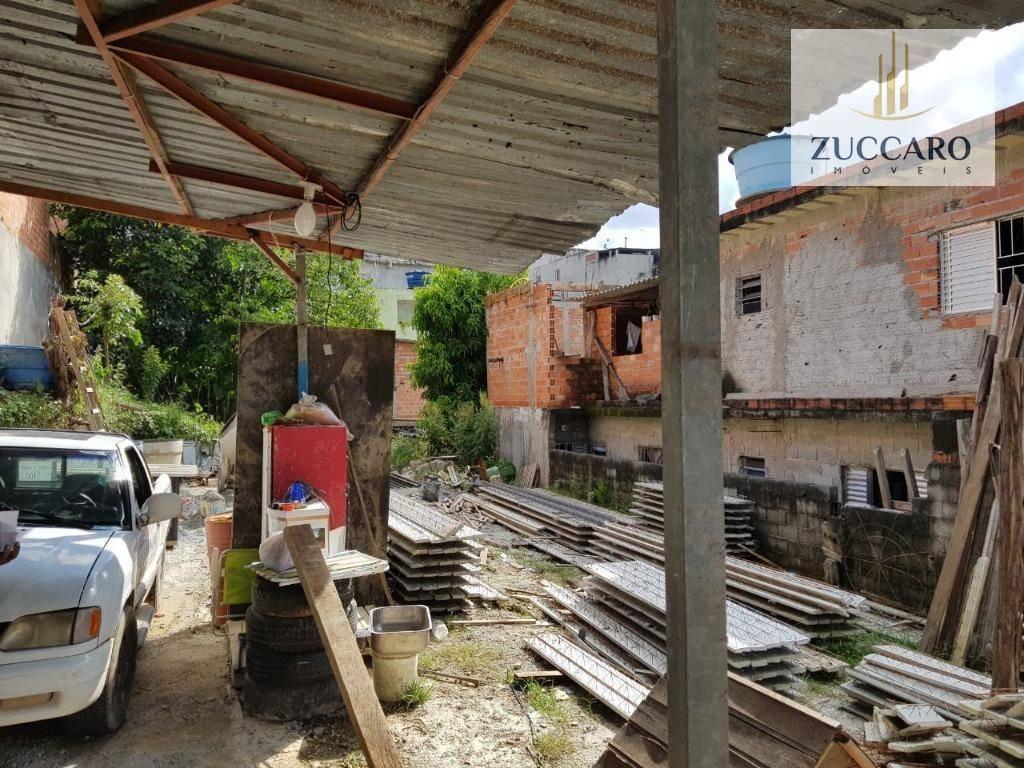 terreno à venda, 400 m² por r$ 180.000 - te0798