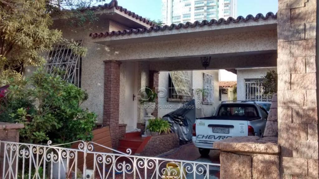 terreno à venda, 400 m² por r$ 3.000.000,00 - santo antônio - são caetano do sul/sp - te0455