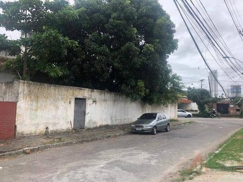 terreno à venda, 400 m² por r$ 375.000 - madalena - recife/pe - te0020