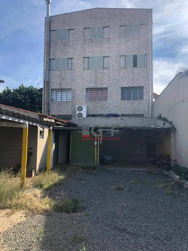 terreno à venda, 402 m² por r$ 800.000 - castelo - campinas/sp - te2779