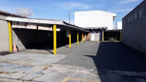 terreno à venda, 402 m² por r$ 800.000 - jardim guanabara - campinas/sp - te2295