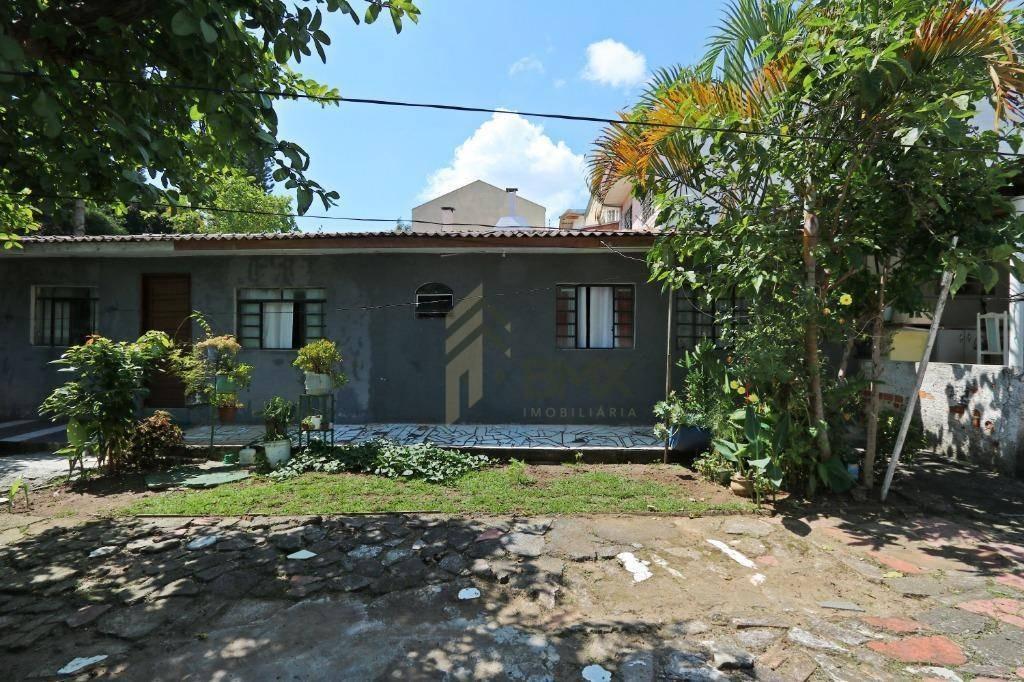 terreno à venda, 408 m² por r$ 325.000 - uberaba - curitiba/pr - te0101