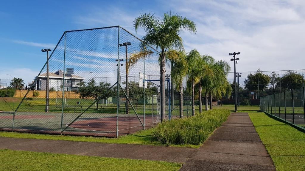 terreno à venda, 417 m² - alphaville - gravataí/rs - te2187