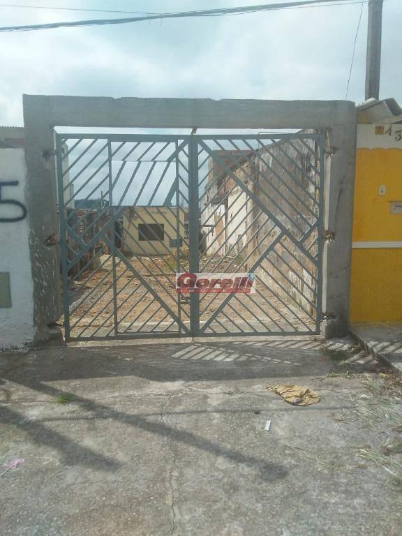 terreno à venda, 420 m² por r$ 160.000 - jardim maragojipe - itaquaquecetuba/sp - te0678