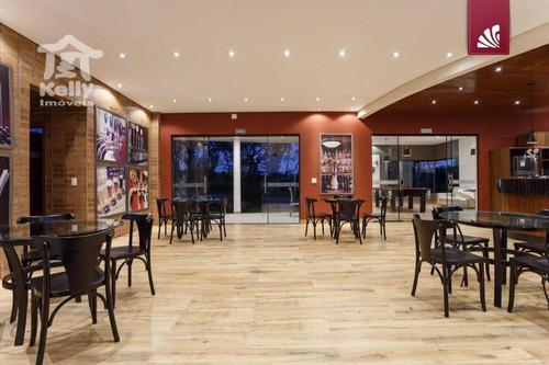 terreno à venda, 420 m² por r$ 315.000,00 - bourbon parc - presidente prudente/sp - te0325