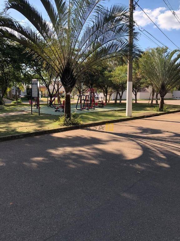 terreno à venda, 425 m² por r$ 340.000 - jardim primavera - nova odessa/sp - te0251