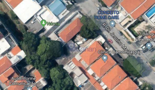 terreno à venda, 439 m² por r$ 1.590.000 - campo belo - são paulo/sp - te0028