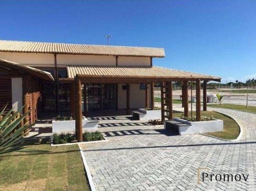 terreno à venda, 450 m² por r$ 128.000 - area rural - estancia/se - te0034