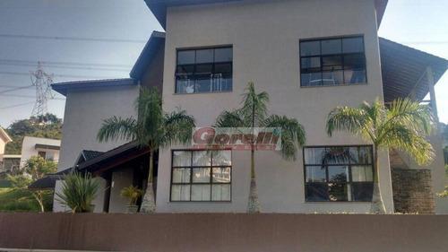 terreno à venda, 450 m² por r$ 170.000,00 - condomínio hills iii - arujá/sp - te0471
