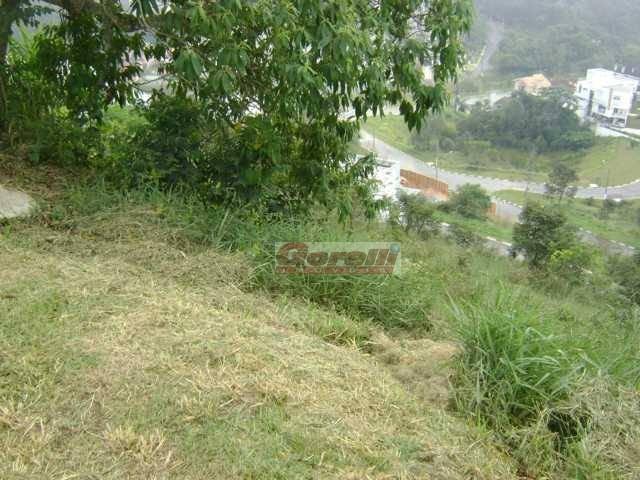 terreno à venda, 450 m² por r$ 250.000,00 - condomínio hills iii - arujá/sp - te0064