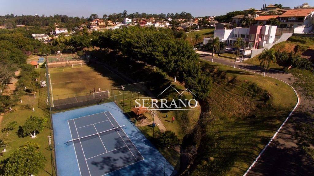 terreno à venda, 450 m² por r$ 350.000,00 - condomínio villagio capriccio - louveira/sp - te0328