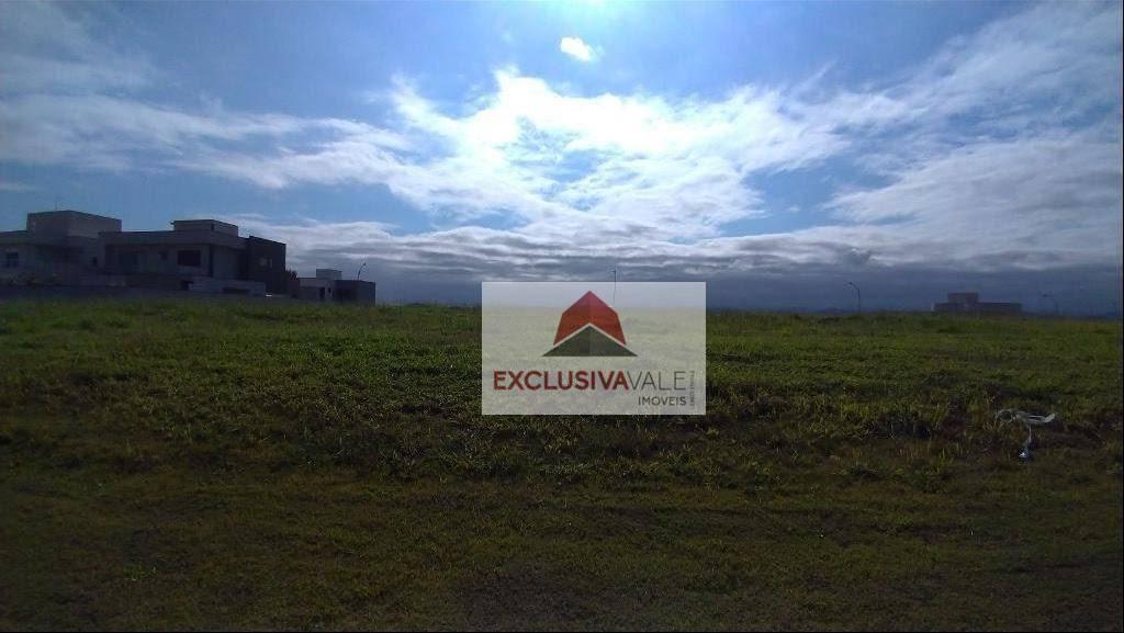 terreno à venda, 450 m² por r$ 450.000,00 - condomínio residencial alphaville i - são josé dos campos/sp - te0359