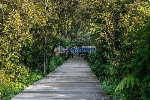 terreno à venda, 465 m² por r$ 100.000 - zona rural - águas de santa bárbara/sp - te0146