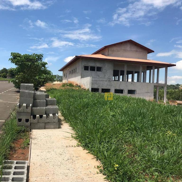 terreno à venda, 465 m² por r$ 215.000 - fazenda santa lúcia - americana/sp - te0199
