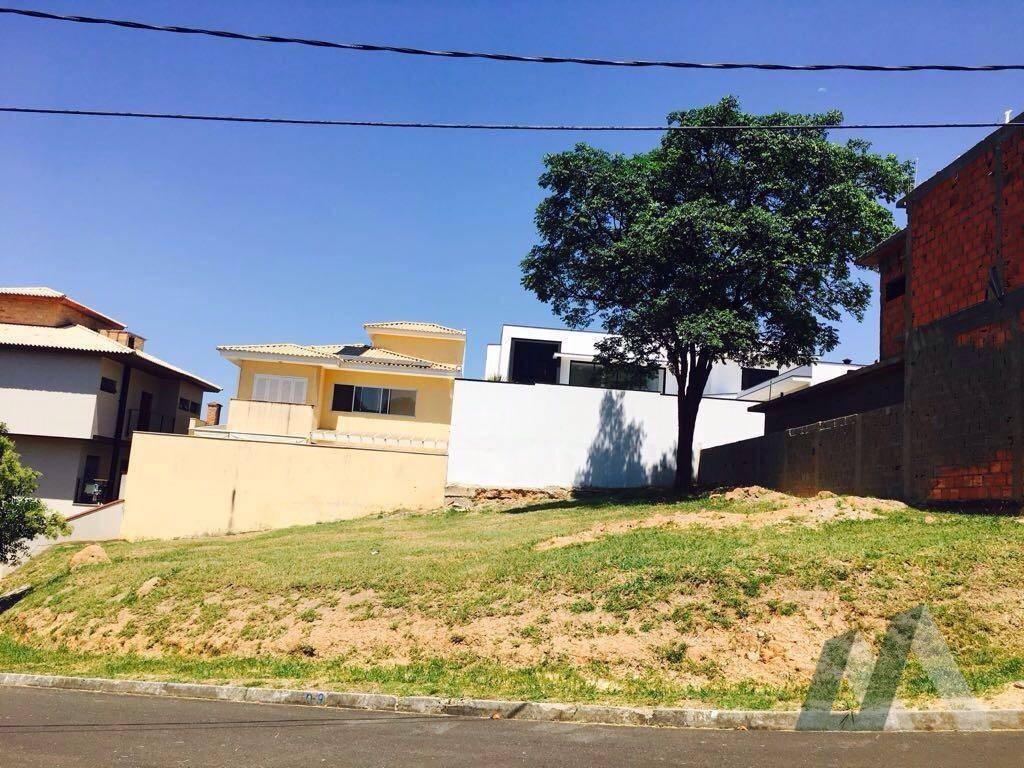 terreno à venda, 466 m² por r$ 420.000,00 - condomínio vila azul - sorocaba/sp - te0701