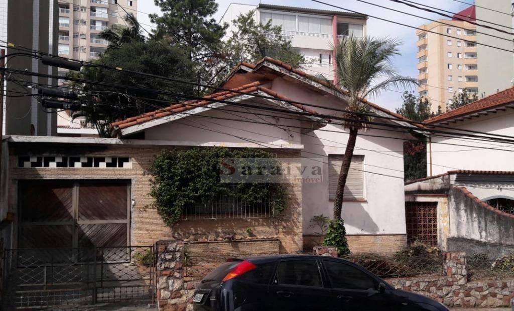 terreno à venda, 472 m² por r$ 1.350.000 - centro - são bernardo do campo/sp - te0044