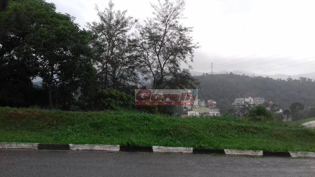 terreno à venda, 492 m² por r$ 375.000,00 - condomínio hills iii - arujá/sp - te0288
