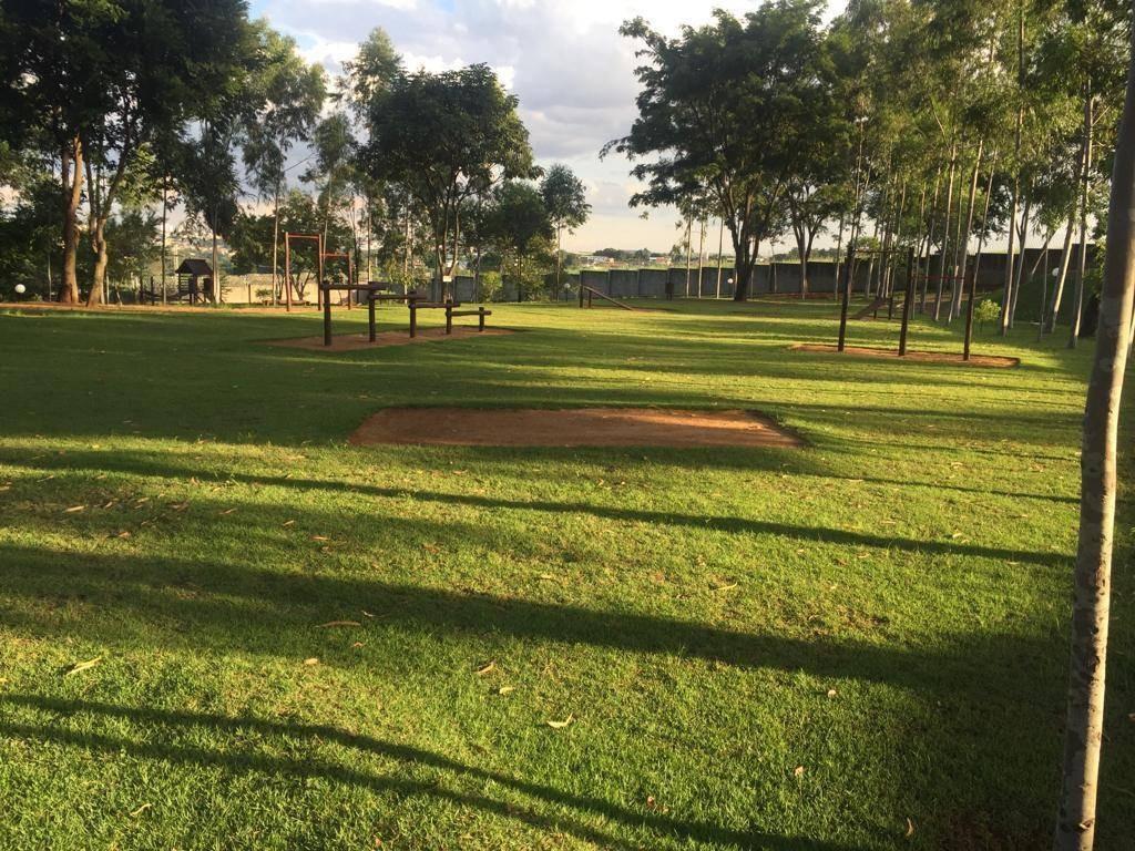 terreno à venda, 494 m² por r$ 300.000,00 - condomínio terras do fontanário - paulínia/sp - te0089