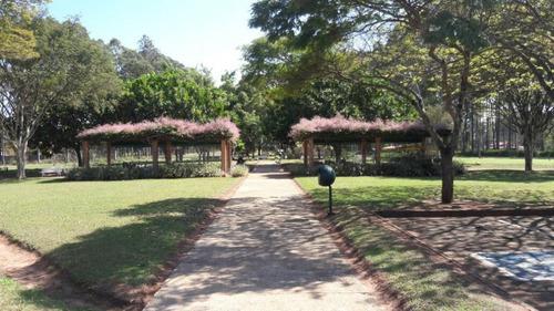 terreno à venda, 495 m² por r$ 35.000,00 - santa bárbara resort residence - águas de santa bárbara/sp - te0983