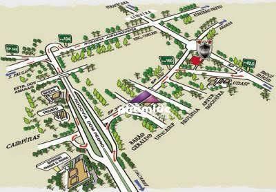 terreno à venda, 500 m² por r$ 105.000,00 - cidade universitária - engenheiro coelho/sp - te1004